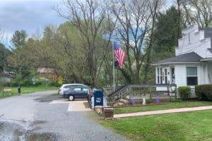 Paeonian Springs Virginia VA